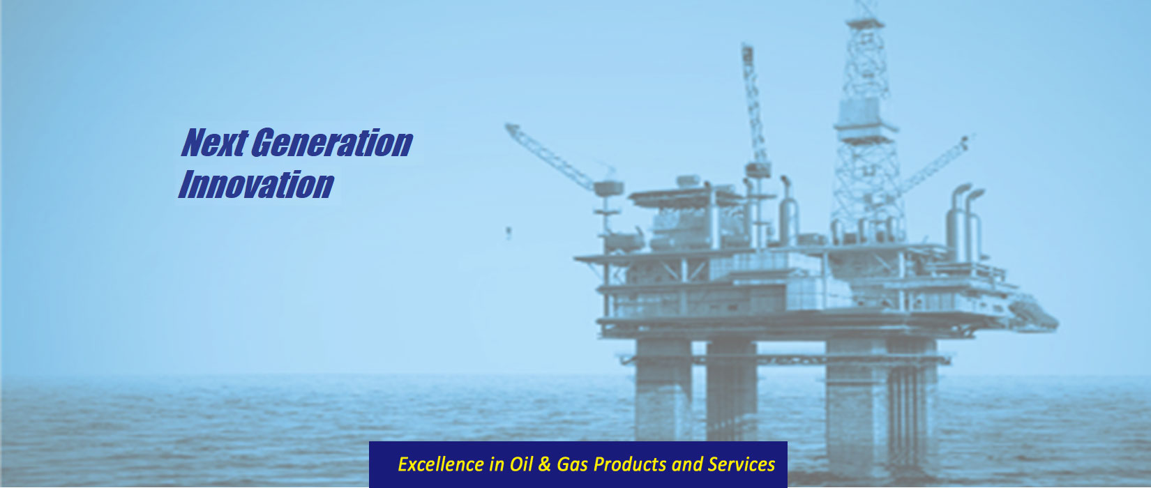 Oil and Gas Products and Services